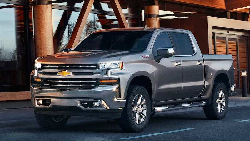 66 All New 2019 Chevrolet 1500 Price And Review