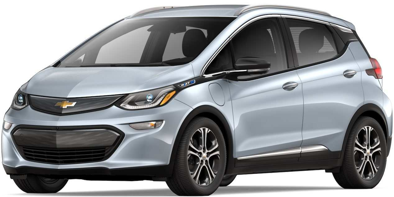 66 All New 2019 Chevrolet Bolt Ev New Review