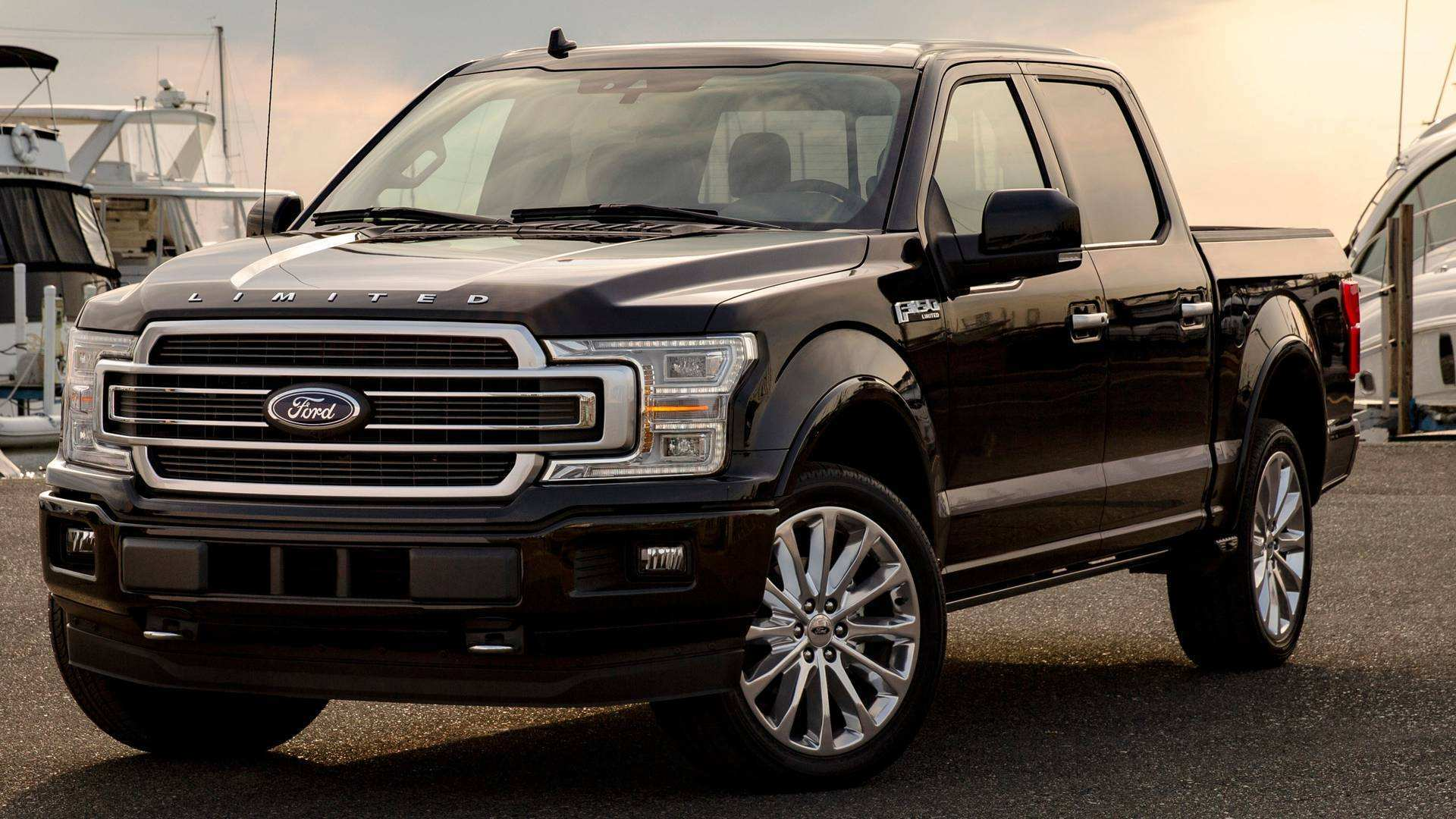 66 All New 2019 Ford F 150 Limited New Concept