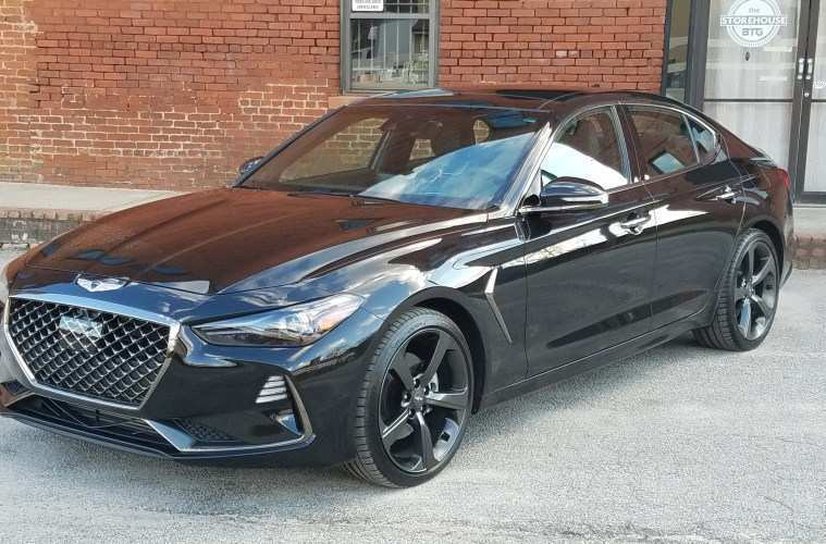 66 All New 2019 Genesis G70 Review Performance And New Engine