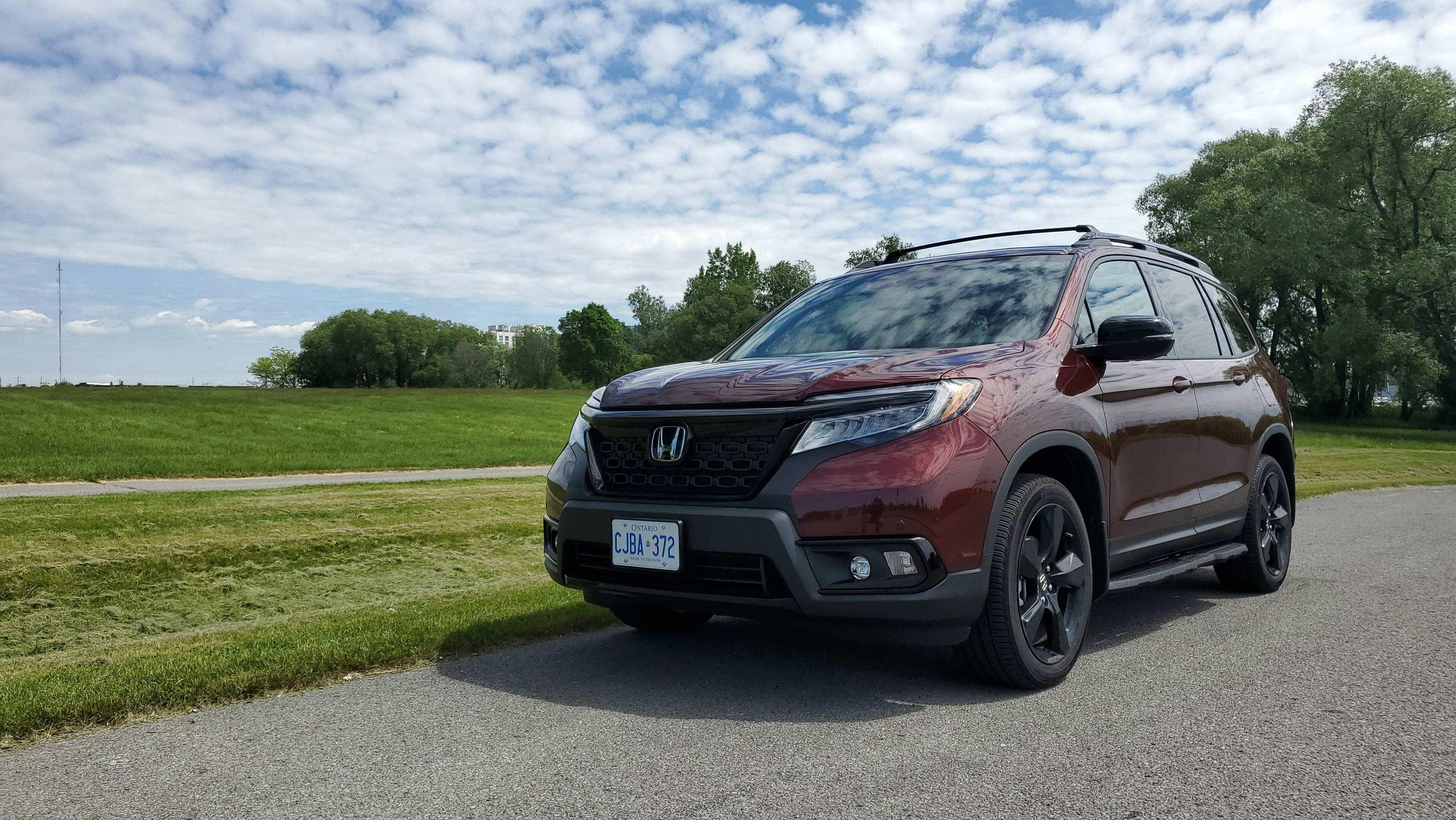 66 All New 2019 Honda Passport Reviews Redesign And Concept
