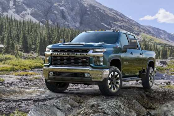 66 All New 2020 Chevrolet 2500 Ugly Picture