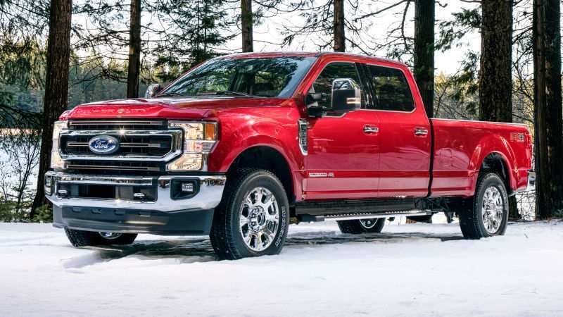 66 All New Ford Diesel 2020 History