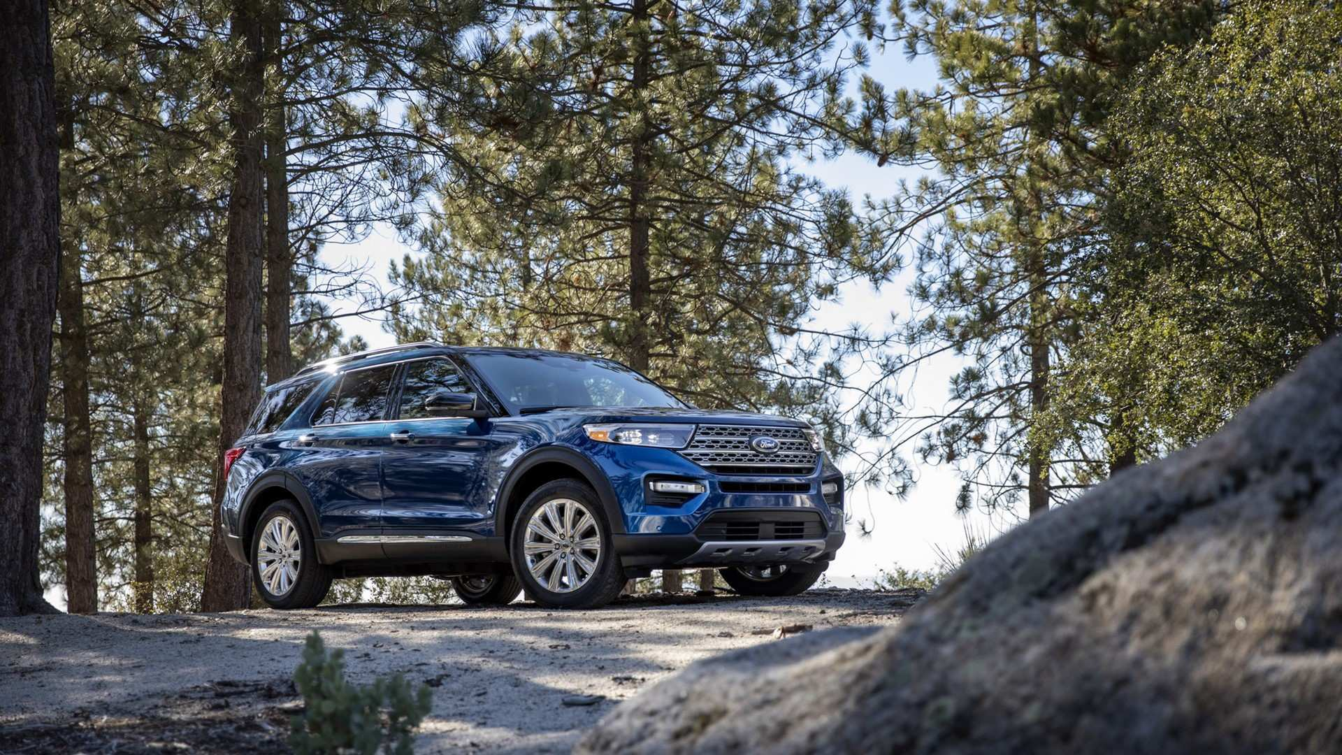 66 All New Ford Unveils The New 2020 Explorer Prices