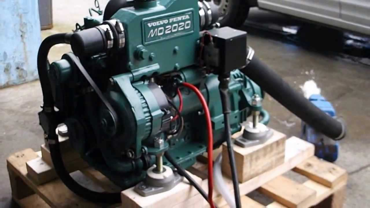 66 All New Volvo Penta Md2020 Review Pricing