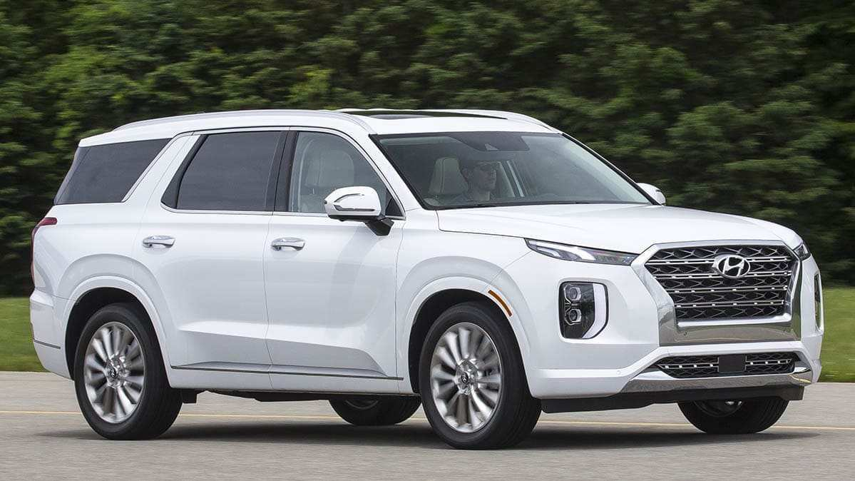 66 All New When Will The 2020 Hyundai Palisade Be Available New Model And Performance