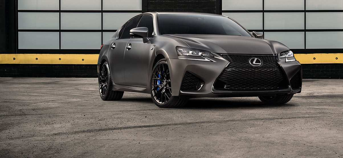 66 Best 2019 Lexus Gs F Sport Release Date And Concept