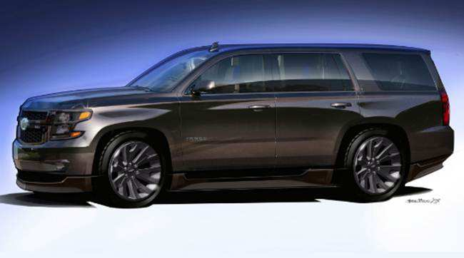 66 Best 2020 Chevrolet Tahoe Redesign Release Date And Concept