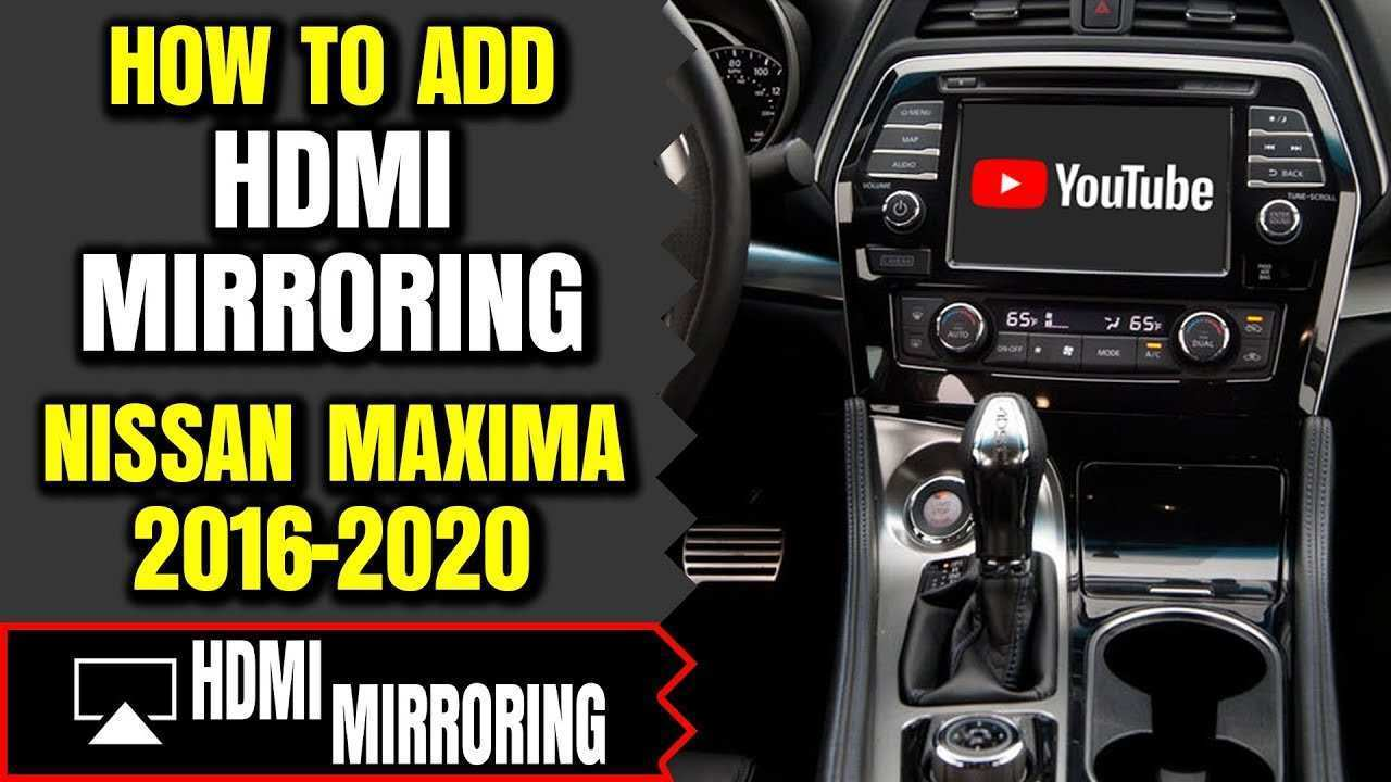 66 Best 2020 Nissan Maxima Youtube Redesign And Review