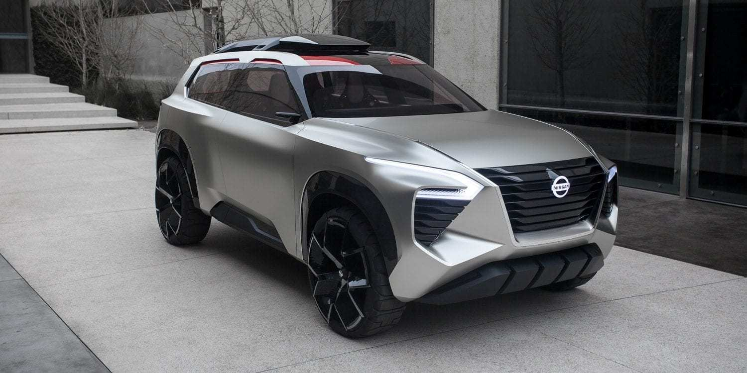 66 Best Nissan Concept 2020 Suv Redesign And Concept