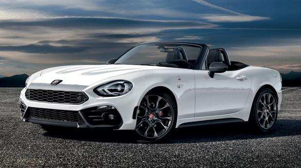 66 New 2019 Fiat Abarth 124 Specs And Review