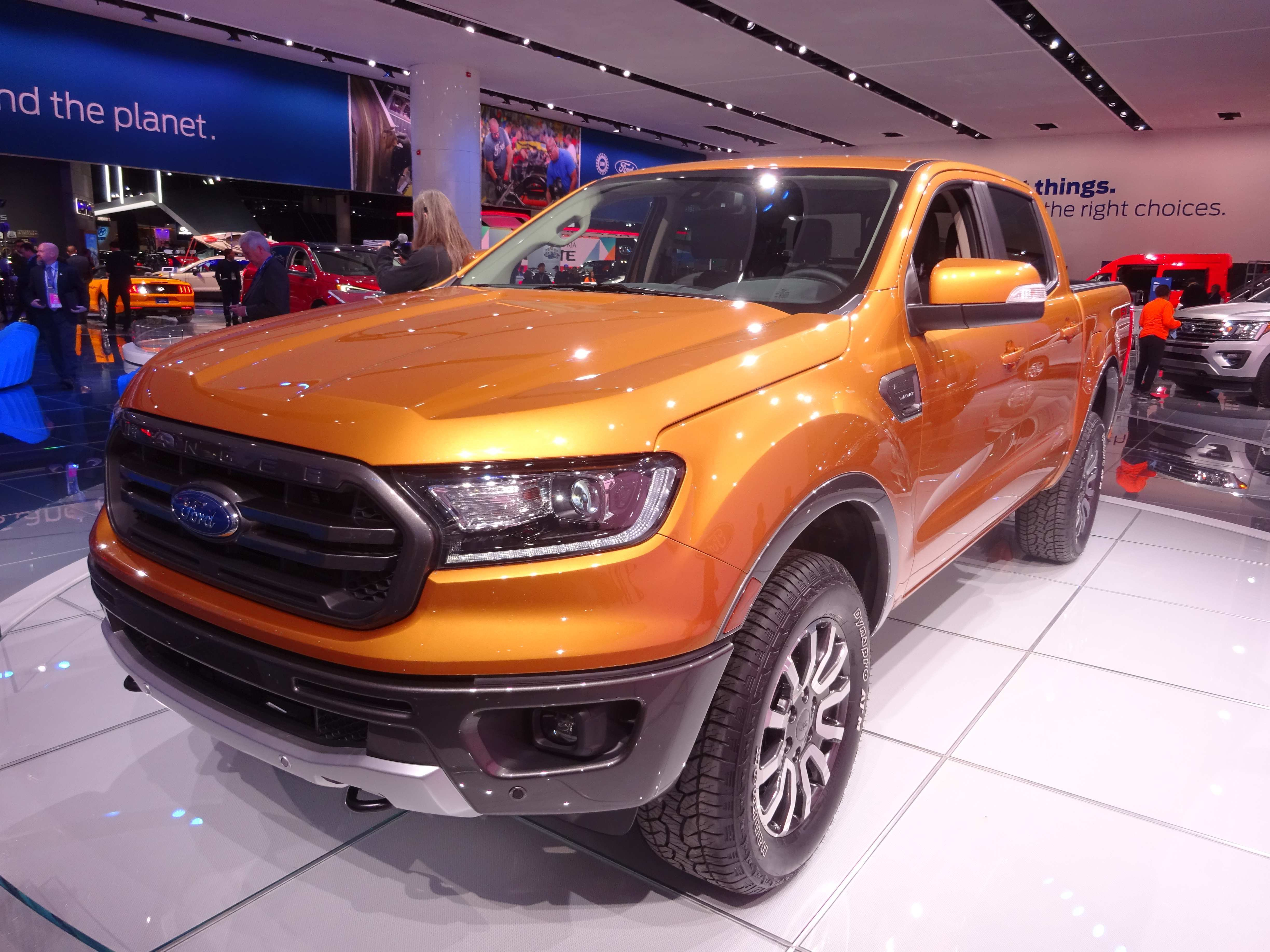 66 New 2019 Ford Ranger Aluminum New Concept