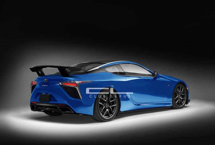 66 New 2019 Lexus Lc F Rumors