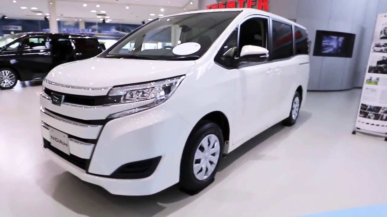 66 New 2019 Toyota Noah Overview