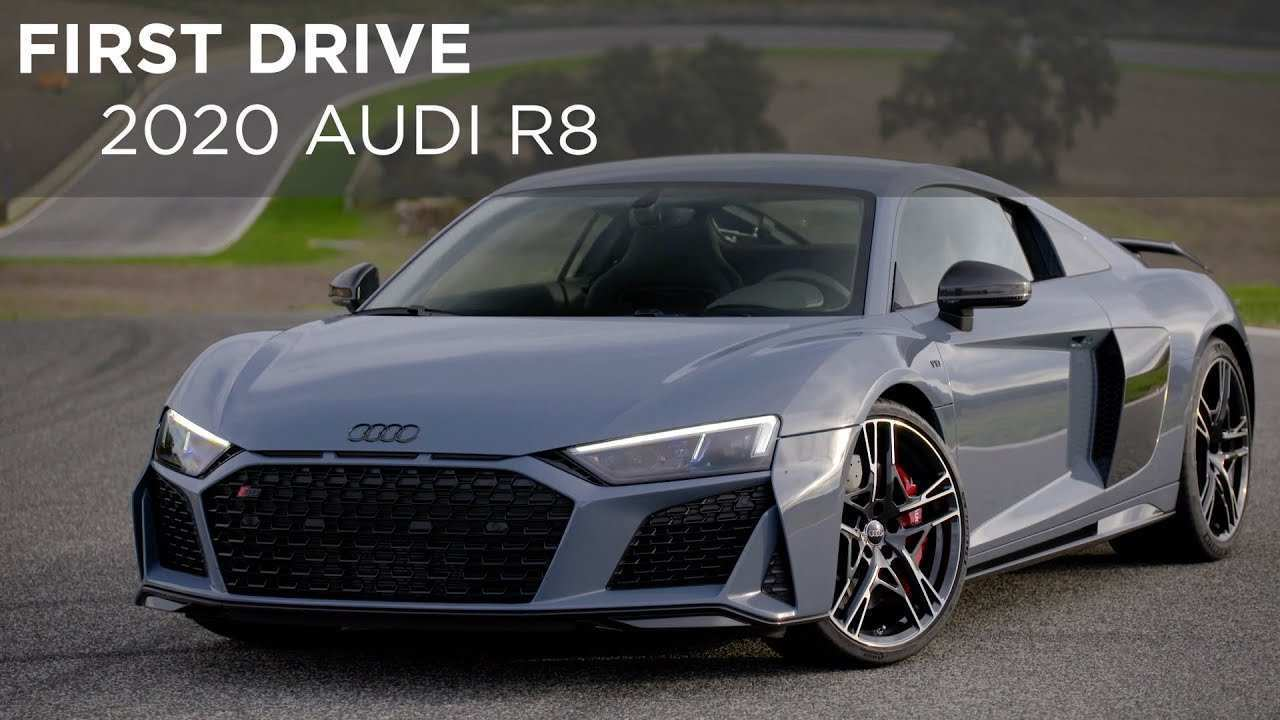 66 New Audi R8 2020 Black Price And Review