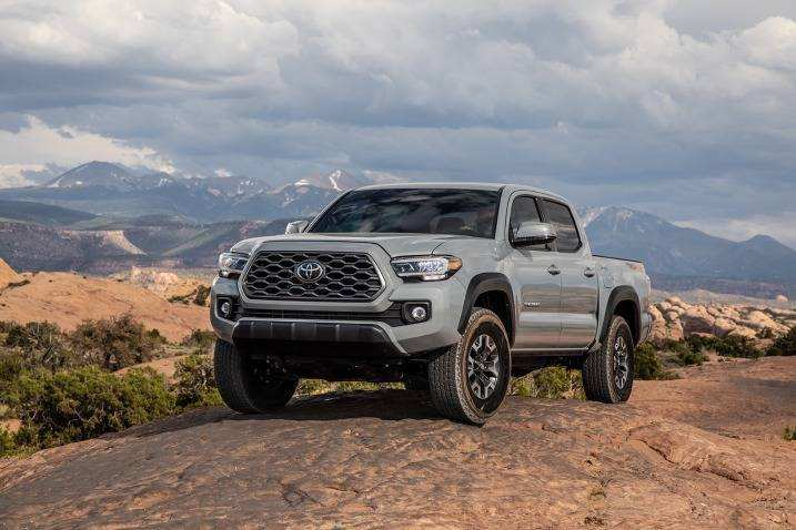 66 New Toyota Tacoma 2020 Spesification