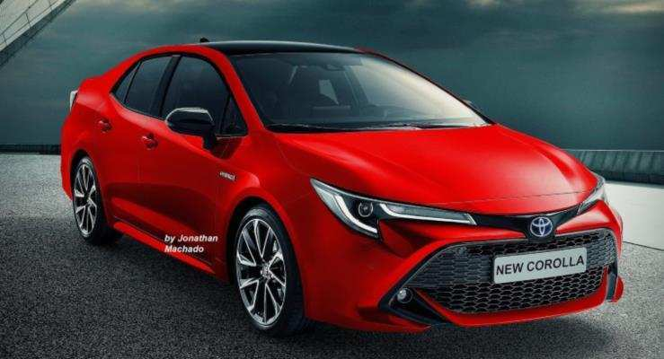 66 The 2019 New Toyota Corolla Release Date And Concept