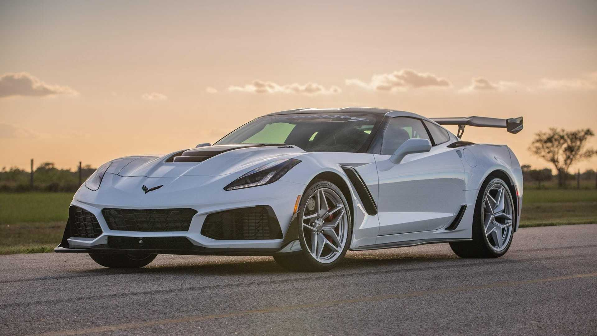 66 The Best 2019 Chevrolet Corvette Zr1 Redesign And Concept