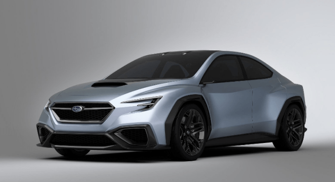 66 The Best Subaru Sti 2020 Concept Redesign And Review