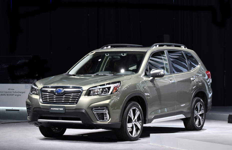 66 The Subaru Forester 2020 Colors Ratings