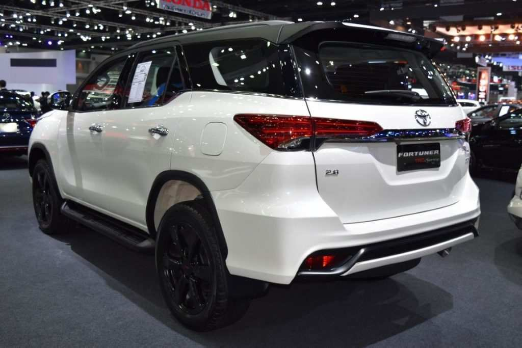 66 The Toyota New Fortuner 2020 Performance And New Engine