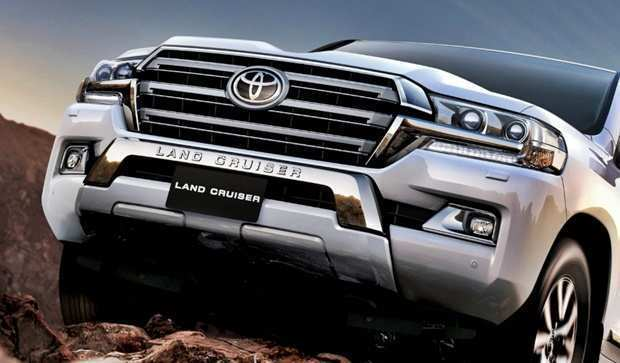 66 The Toyota New Land Cruiser 2020 Release