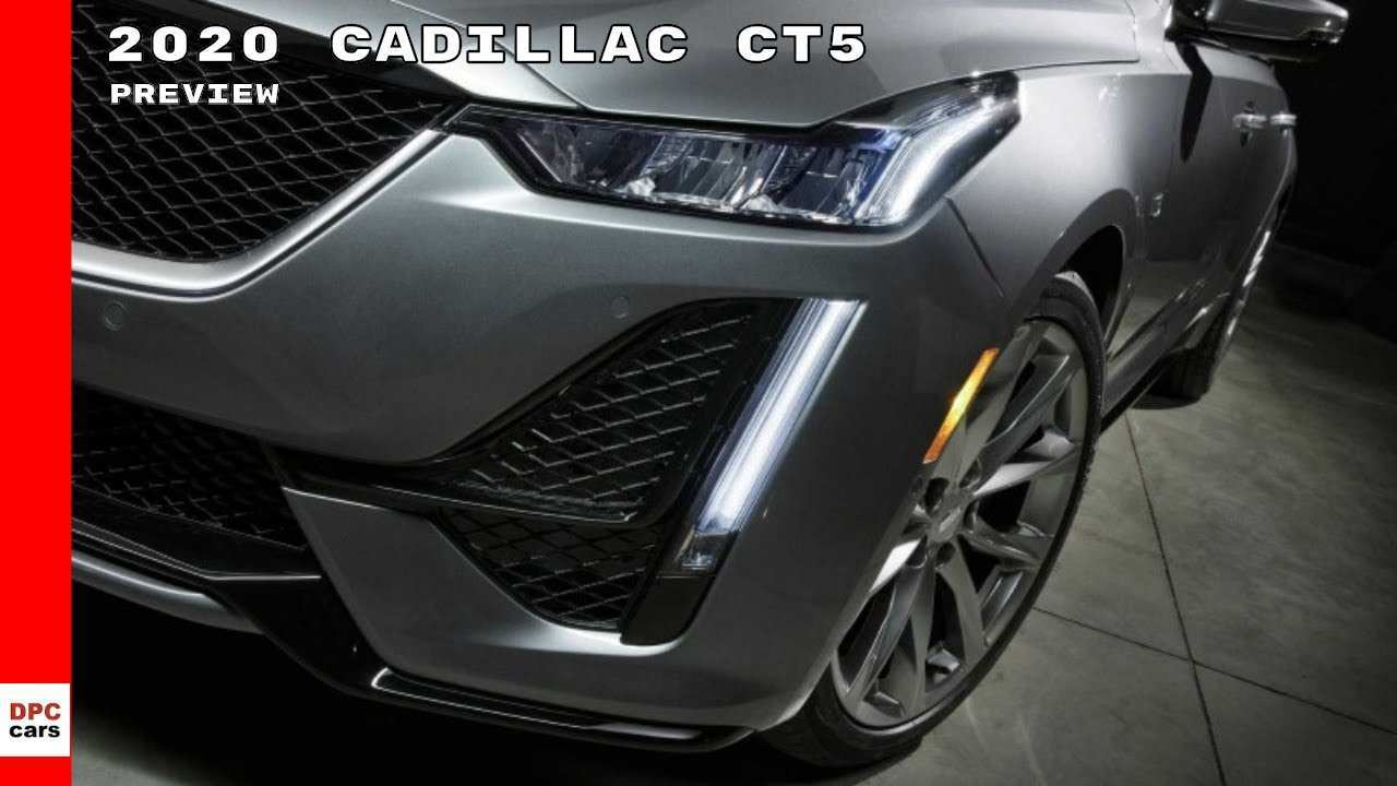 66 The Youtube 2020 Cadillac Ct5 New Review