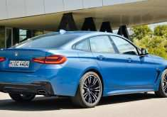 Bmw New 4 Series 2020
