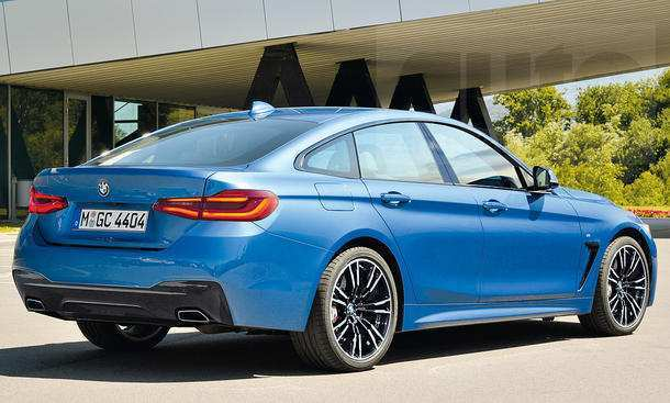 67 A Bmw New 4 Series 2020 Spy Shoot
