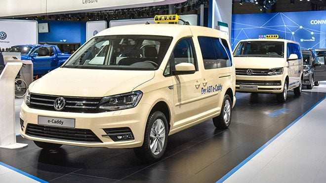 67 A Volkswagen Caddy 2020 First Drive