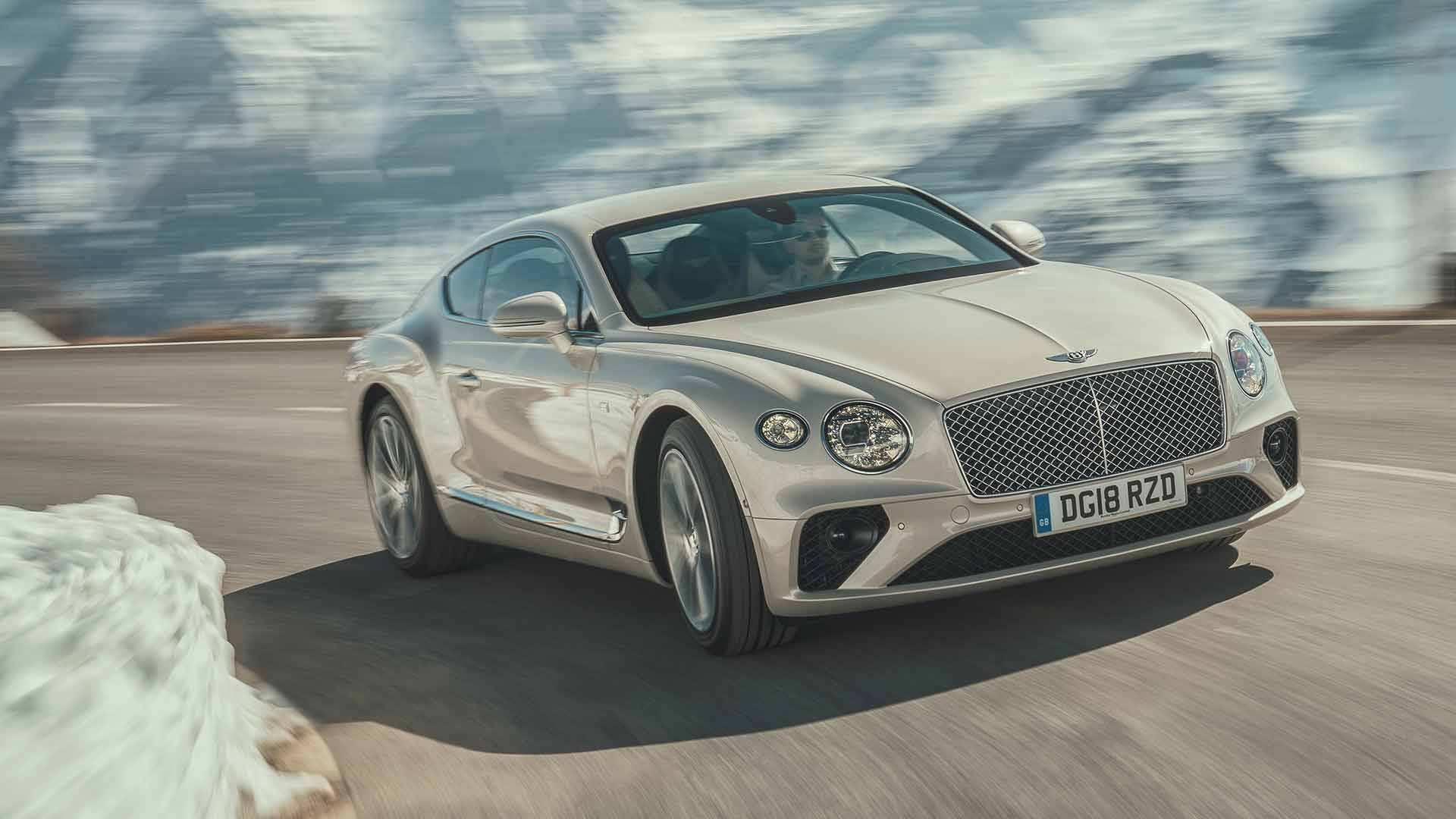 67 All New 2019 Bentley Continental Redesign