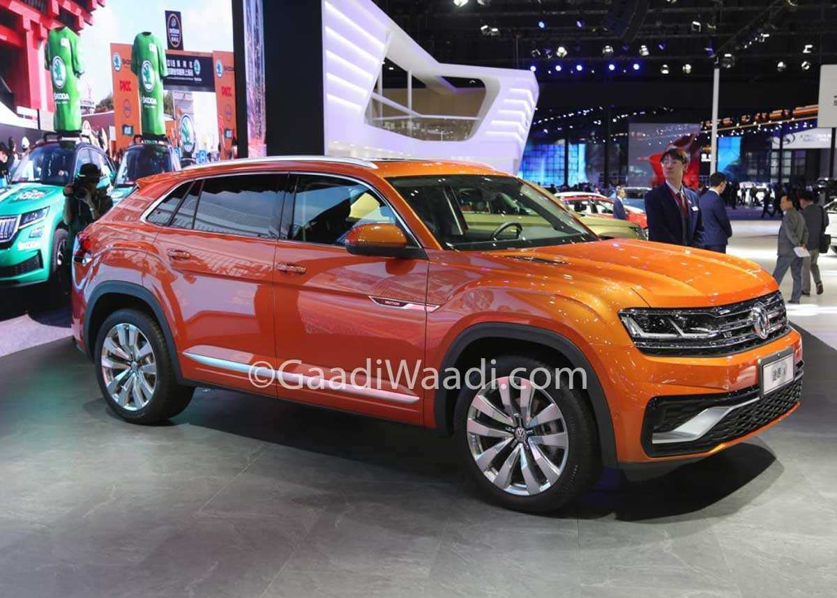 67 All New 2020 Volkswagen Teramont X New Model And Performance