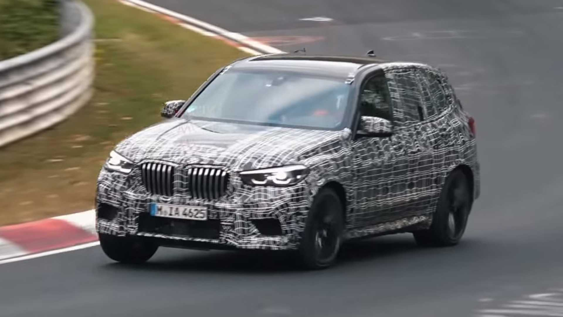 67 All New Bmw X5M 2020 Rumors