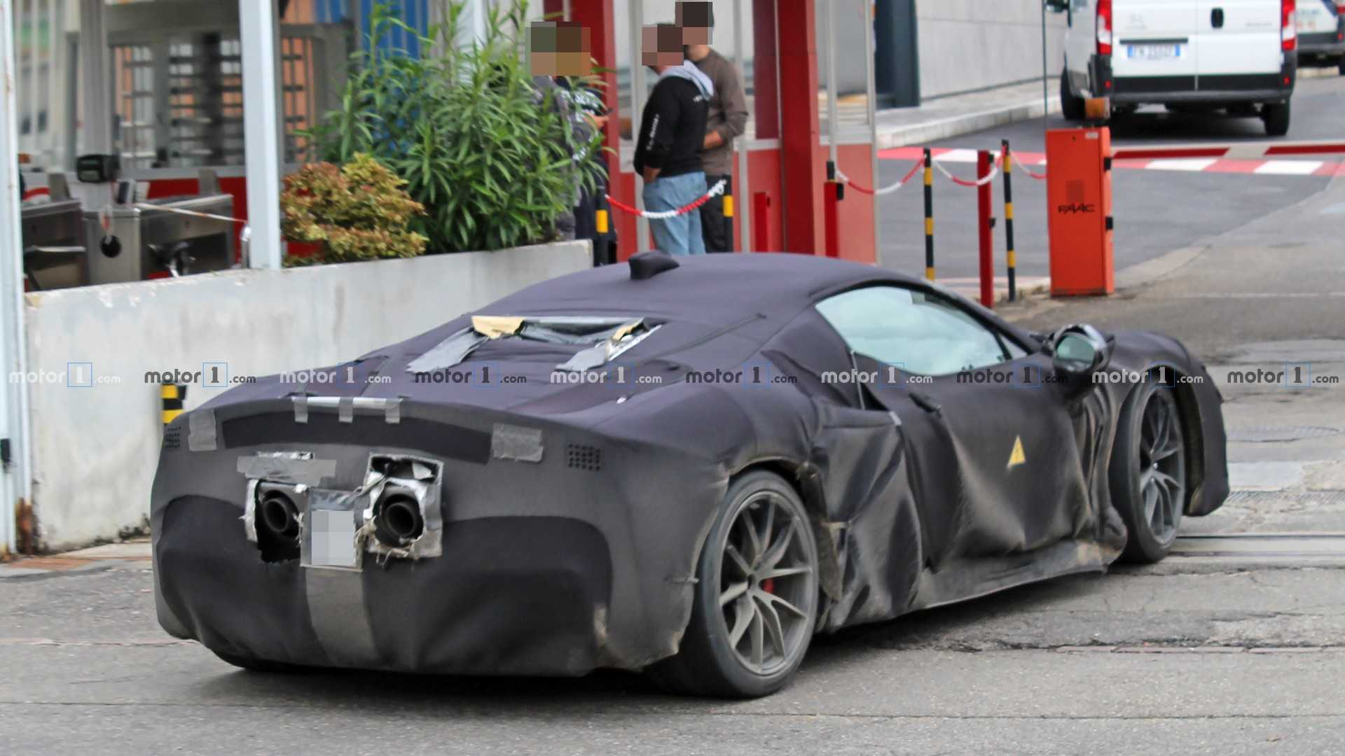 67 All New Ferrari 2020 Supercar Wallpaper