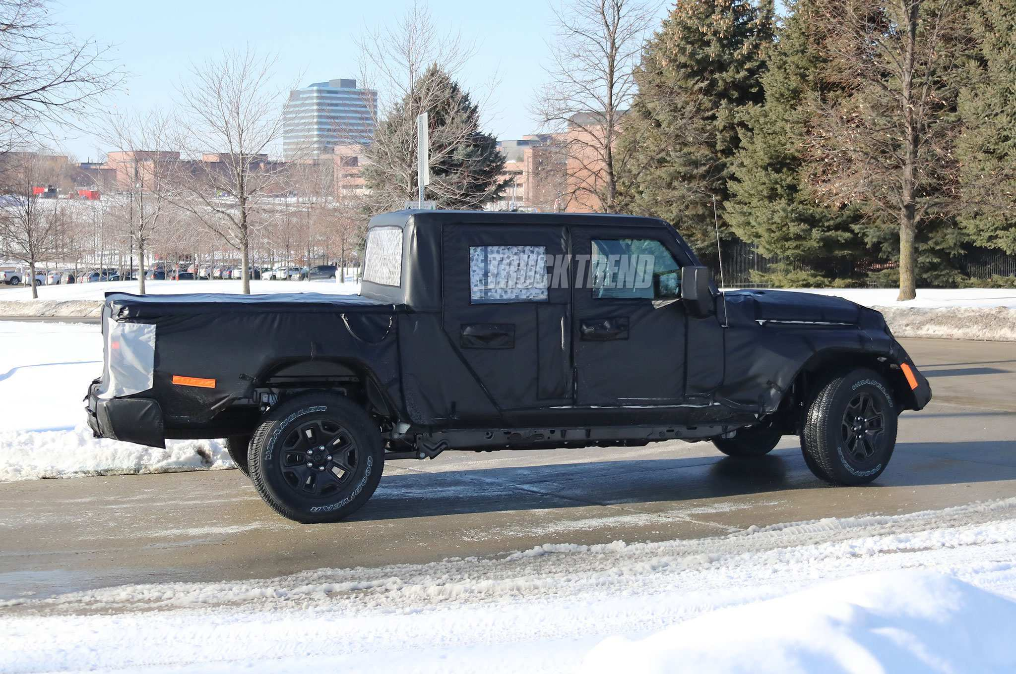 67 Best 2019 Jeep Truck News Redesign And Review