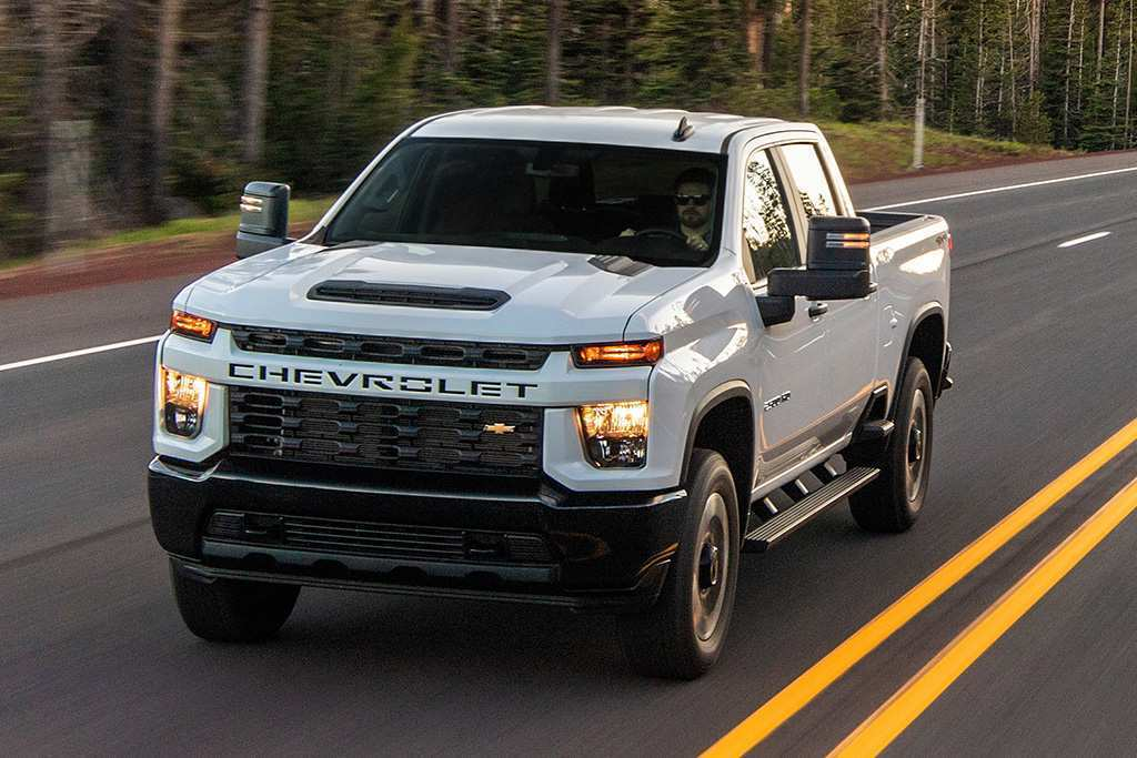 67 Best 2020 Chevrolet Silverado 2500Hd For Sale Performance And New Engine