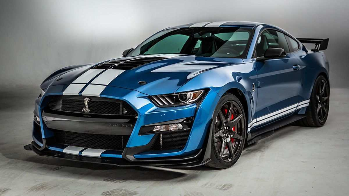 67 Best 2020 Ford Shelby Gt500 Price History