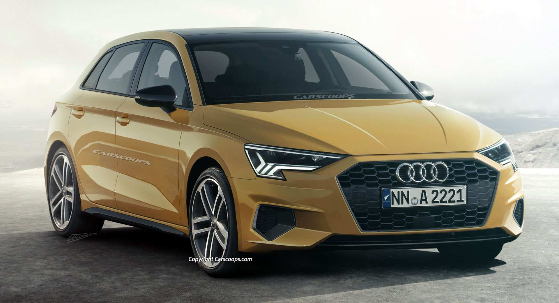 67 New New 2019 Audi A3 Photos