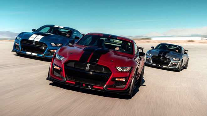 67 New Price Of 2020 Ford Mustang Shelby Gt500 Exterior