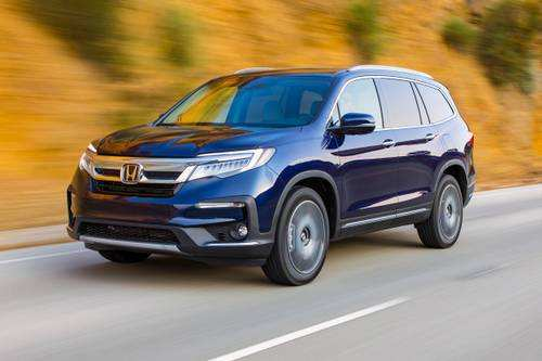 67 New What Will The 2020 Honda Pilot Look Like Wallpaper