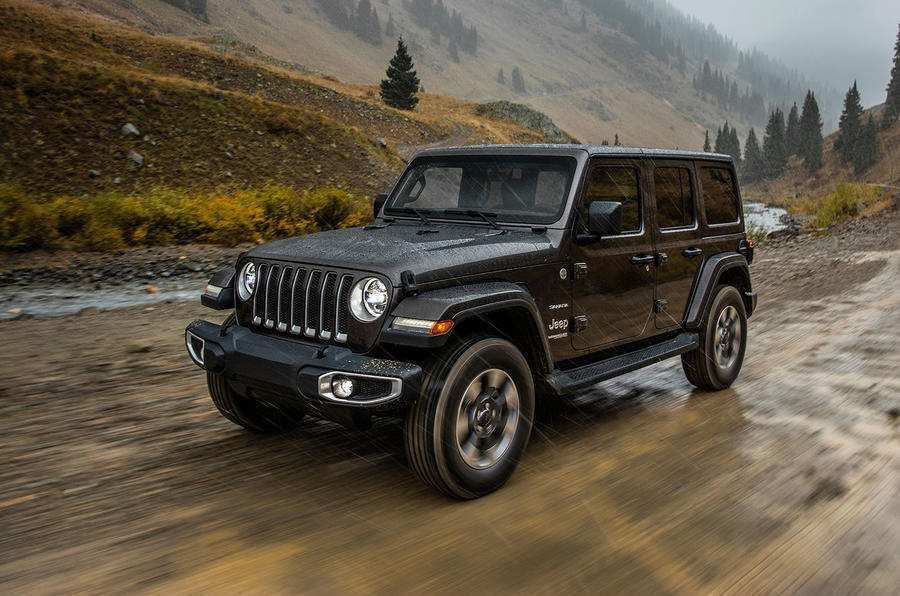 67 The 2019 Jeep New Model Engine