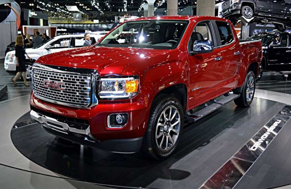 67 The 2020 Gmc Canyon Redesign Spesification