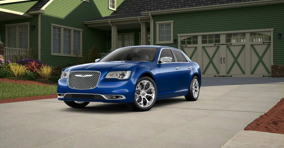 67 The Best 2019 Chrysler 300 Release Date Configurations