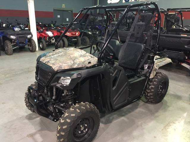 67 The Best 2019 Honda Pioneer 500 Pictures