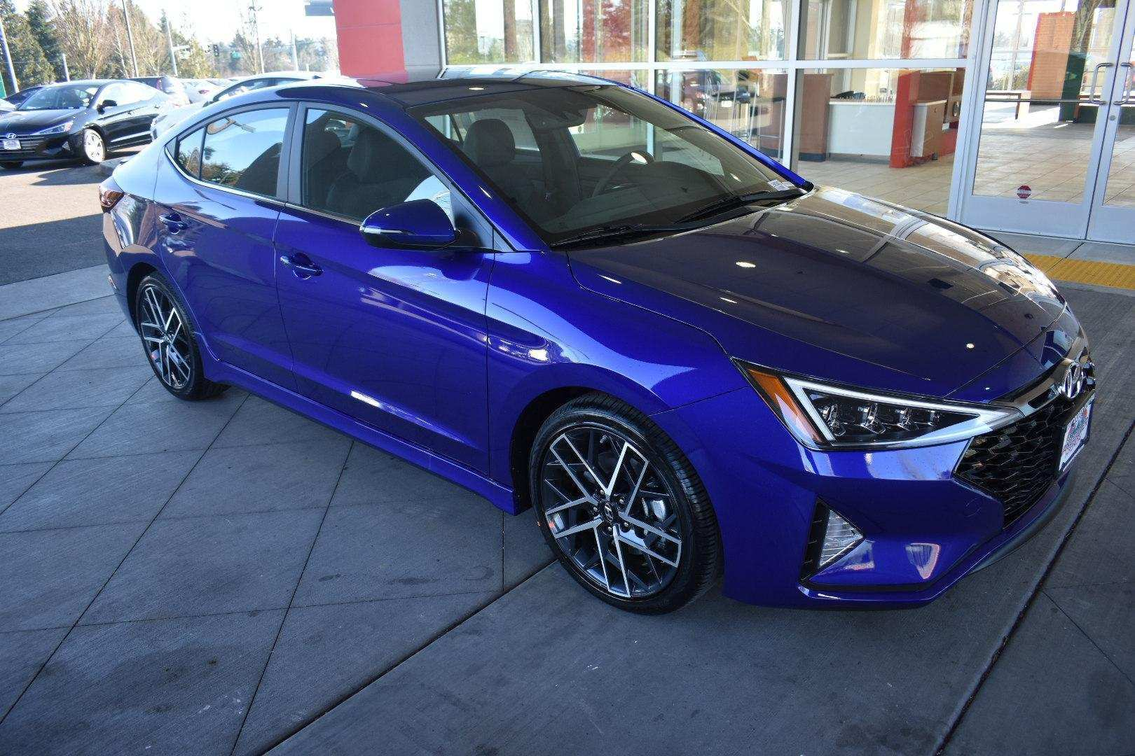 67 The Best 2019 Hyundai Elantra Sport Price Design And Review