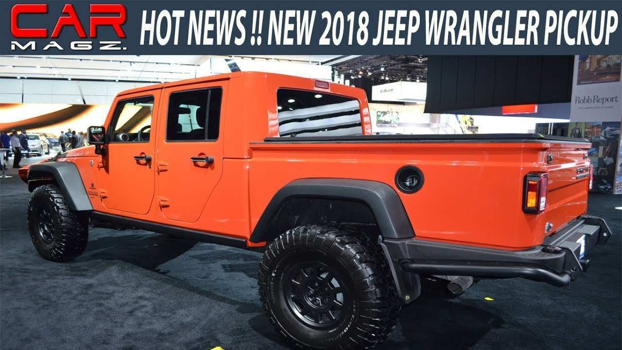 67 The Best 2019 Jeep Truck News Price