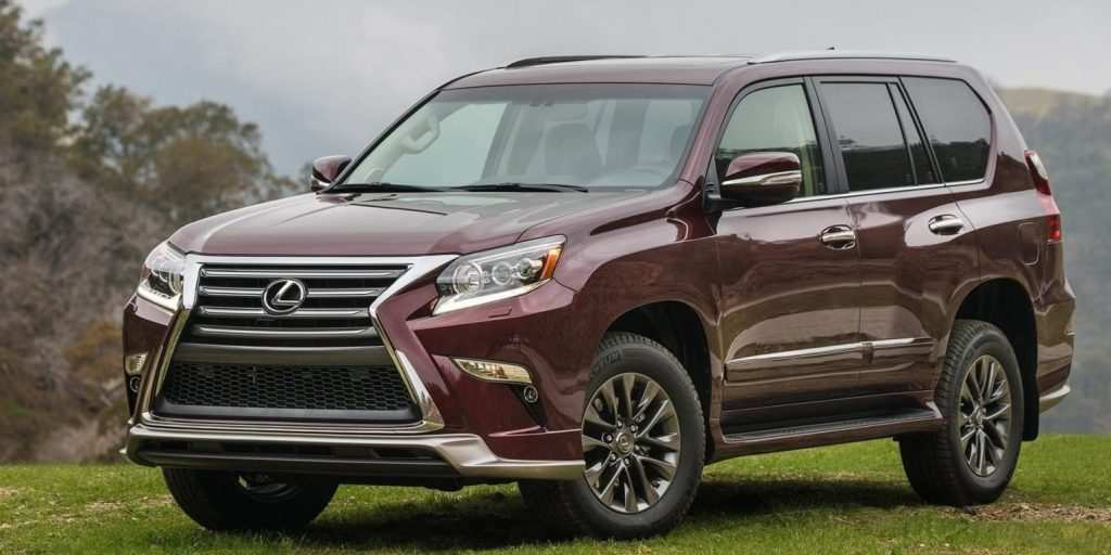 67 The Best 2019 Lexus Gx 460 Redesign Interior