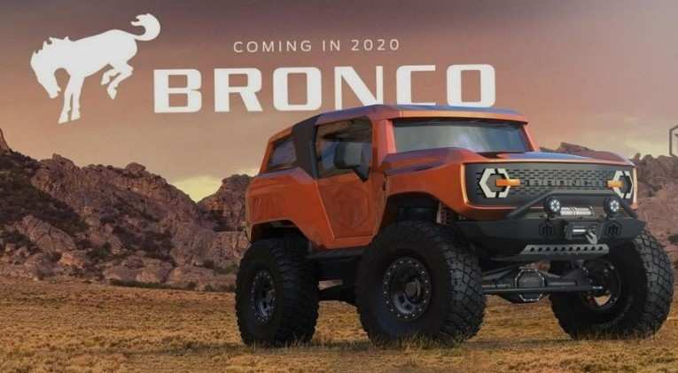 67 The Best 2020 Ford Bronco Raptor Price And Release Date