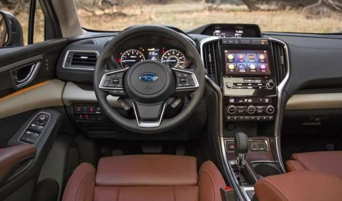 67 The Best Subaru Ascent 2020 Redesign and Concept