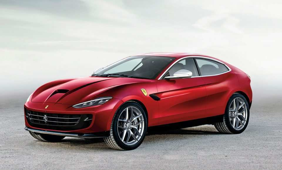 67 The Ferrari Suv 2020 Overview